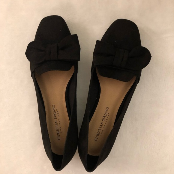 b090ba0dfd8d0 Christian Siriano for Payless Black Bow Flats 8